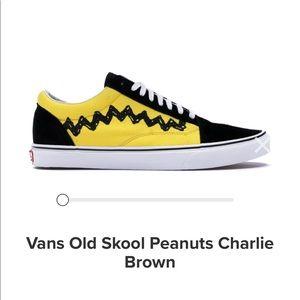 Vans X Peanuts Collection 2017 Charlie Brown